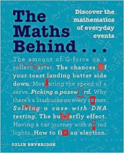 The Maths Behind..is authored by Colin Beveridge
